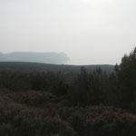 De la brume aujourd'hui, ce qui empêche de voir Cassis