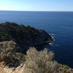 Dernière vue du Cap Lardier
