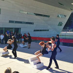Spectacle de danse du pavillon noir