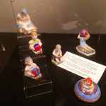 Figurines de la Manufacture Impériale de Saint-Pétersbourg