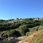 Belles villas sur la colline