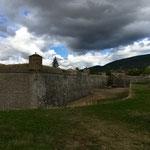 Le fort de Jaca