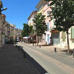 Arrivée à Istres