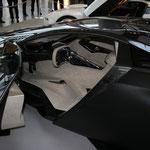 Et le prototype Peugeot