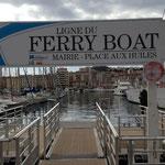 Le Ferry Boat fait parti du GR2013