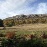 La montagne que je vais grimper demain