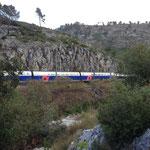 Je croise le TGV