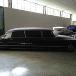 La DS Limousine de Denis