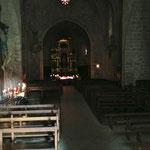 La chapelle de Notre Dame de Beauvoir