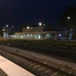 J'attend mon train pour Marseille