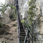 Escaliers de la brèche Imbert