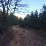 Retour par le vallon des Trois-Gonfronts