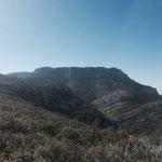 Au loin le mont Puget
