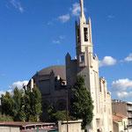 Superbe église de Saint-Louis
