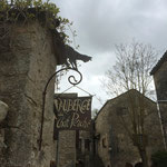 """Village féodal """"La Couvertoirade"""""""