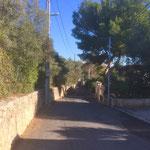 Petite rue tranquille