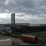 La tour CMA/CGM