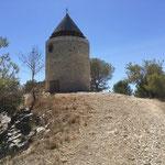 Un moulin de Fontvieille