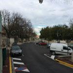 Arrivée à Saint Savournin