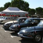 Notre stand DS en Provence