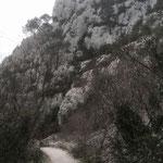 Le vallon d'En Vau