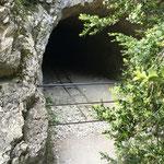 Des tunnels interdits
