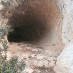 Passage par un tunnel
