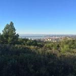 Superbe vue sur la rade de Marseille