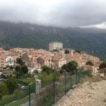 Arrivée à Cipières