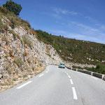 En route vers Castellane