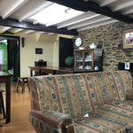 Superbe albergue de Santa-Marina