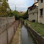 Je retrouve le canal de Marseille