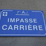 Impasse Carrière