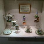 Porcelaines de Mikhaïl Chemiakine