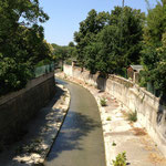 Canal dans Pelissanne