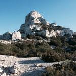 Le rocher Saint Michel