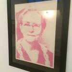 La mère d'Andy Warhol