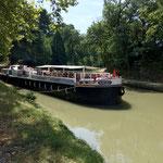 Ensuite ce sera le canal du midi jusque Toulouse