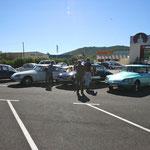 Regroupement au parking de Draguignan