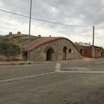 Maison enterrée à Santa-Martas