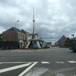 Mini tour Eiffel à Sains en Gohelle