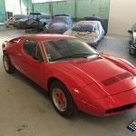 Maserati Merak dont Denis se sépare