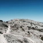 J'aperçois le mont Puget