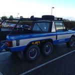 Un Range Rover 6*6
