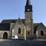 L'église de Charenton-du-Cher