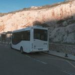 Petit bus bien pratique