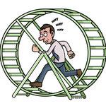 Hamsterrad / Hamster Wheel