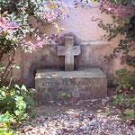 Tombe de L XVII, cimetière Ste Marguerite