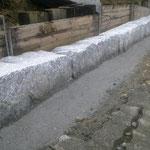 Natursteinmauer Kestenholz 2014