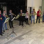 Oster-Choralblasen im Nardini-Klinikum